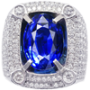 Blue Sapphire Cutting Best Collection